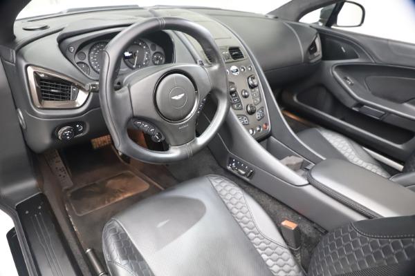 Used 2015 Aston Martin Vanquish Volante for sale $139,900 at Maserati of Westport in Westport CT 06880 19