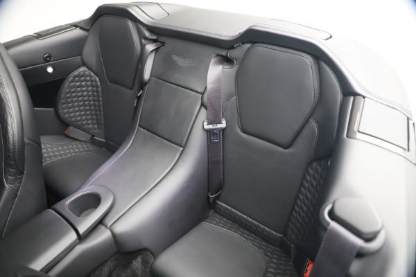 Used 2015 Aston Martin Vanquish Volante for sale $139,900 at Maserati of Westport in Westport CT 06880 25