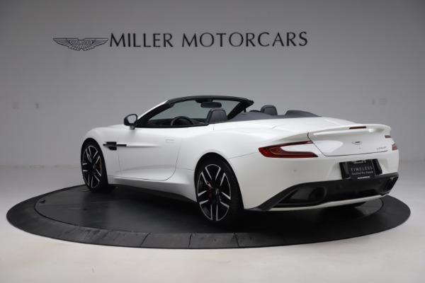 Used 2015 Aston Martin Vanquish Volante for sale $139,900 at Maserati of Westport in Westport CT 06880 4