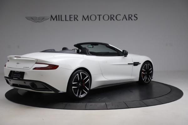 Used 2015 Aston Martin Vanquish Volante for sale $139,900 at Maserati of Westport in Westport CT 06880 7