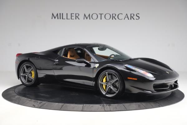 Used 2012 Ferrari 458 Italia for sale Sold at Maserati of Westport in Westport CT 06880 10