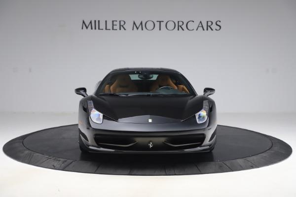 Used 2012 Ferrari 458 Italia for sale Sold at Maserati of Westport in Westport CT 06880 12