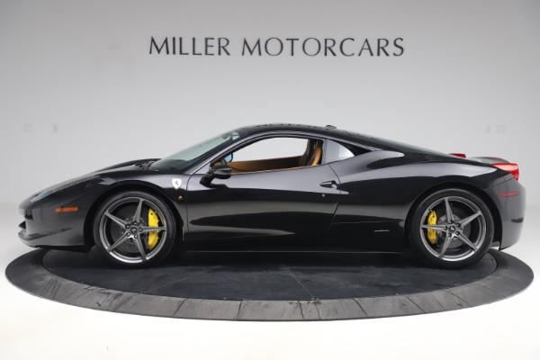 Used 2012 Ferrari 458 Italia for sale Sold at Maserati of Westport in Westport CT 06880 3