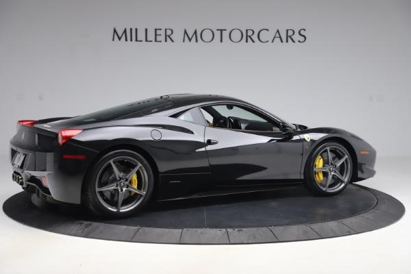 Used 2012 Ferrari 458 Italia for sale Sold at Maserati of Westport in Westport CT 06880 8