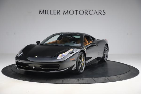 Used 2012 Ferrari 458 Italia for sale Sold at Maserati of Westport in Westport CT 06880 1