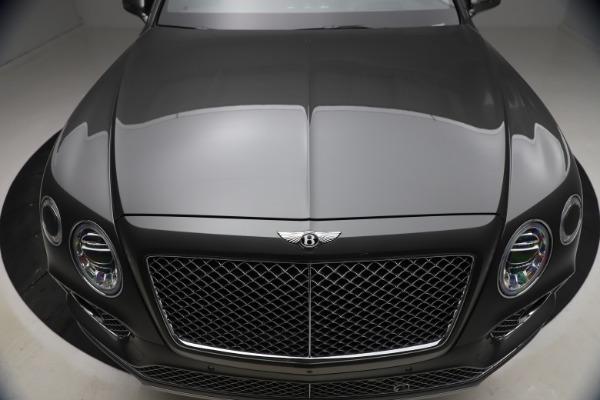 Used 2018 Bentley Bentayga W12 for sale $156,900 at Maserati of Westport in Westport CT 06880 15