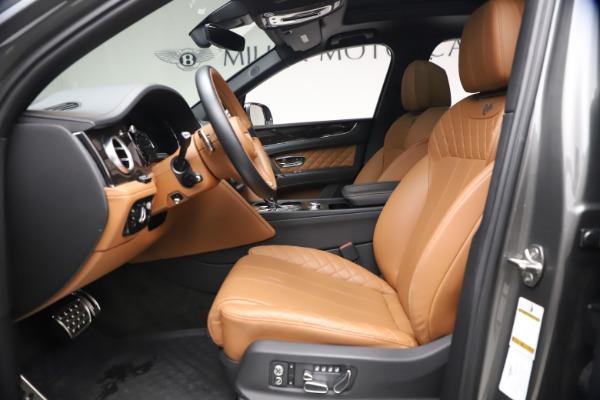 Used 2018 Bentley Bentayga W12 for sale $156,900 at Maserati of Westport in Westport CT 06880 20