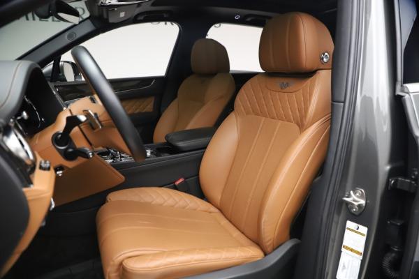 Used 2018 Bentley Bentayga W12 for sale $156,900 at Maserati of Westport in Westport CT 06880 21