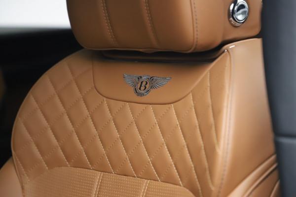 Used 2018 Bentley Bentayga W12 for sale $156,900 at Maserati of Westport in Westport CT 06880 22