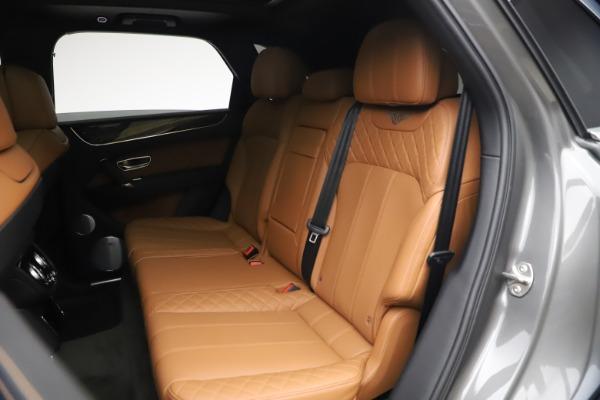 Used 2018 Bentley Bentayga W12 for sale $156,900 at Maserati of Westport in Westport CT 06880 24