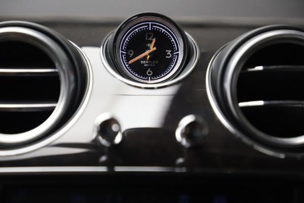 Used 2018 Bentley Bentayga W12 for sale $156,900 at Maserati of Westport in Westport CT 06880 26