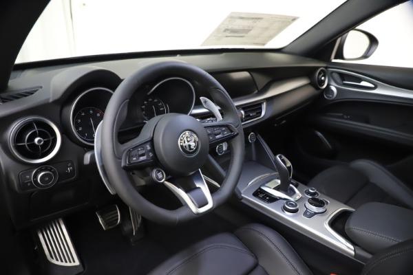 New 2020 Alfa Romeo Stelvio Ti Sport Q4 for sale Sold at Maserati of Westport in Westport CT 06880 13