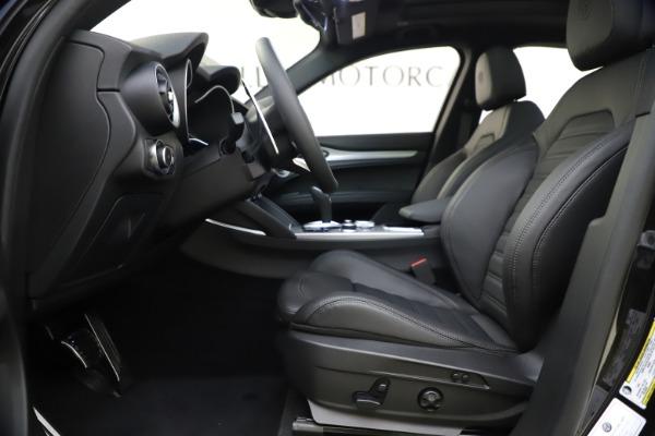New 2020 Alfa Romeo Stelvio Ti Sport Q4 for sale Sold at Maserati of Westport in Westport CT 06880 14