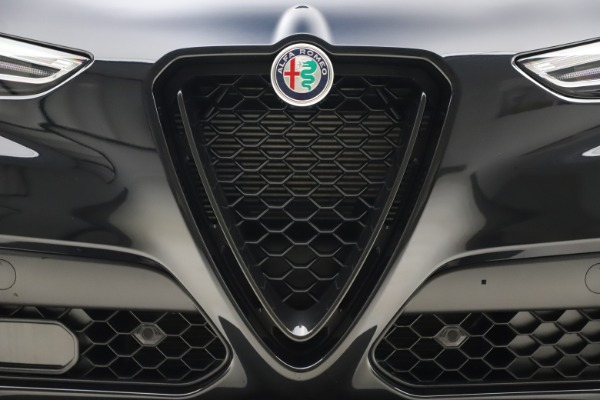 New 2020 Alfa Romeo Stelvio Ti Sport Q4 for sale Sold at Maserati of Westport in Westport CT 06880 27