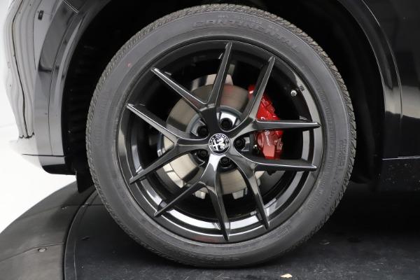 New 2020 Alfa Romeo Stelvio Ti Sport Q4 for sale $51,795 at Maserati of Westport in Westport CT 06880 13