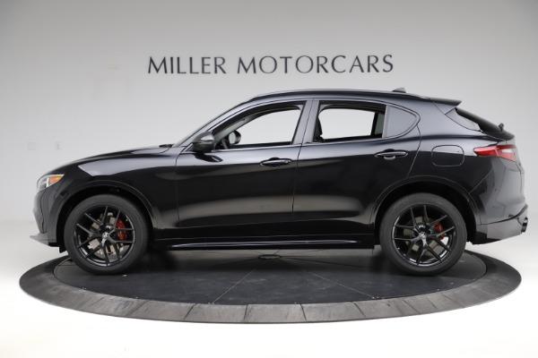 New 2020 Alfa Romeo Stelvio Ti Sport Q4 for sale $51,795 at Maserati of Westport in Westport CT 06880 3
