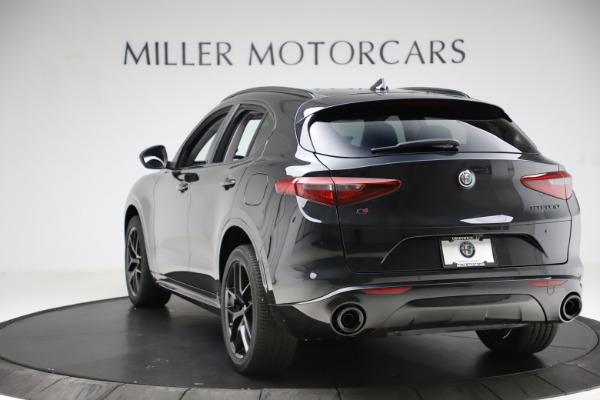 New 2020 Alfa Romeo Stelvio Ti Sport Q4 for sale $51,795 at Maserati of Westport in Westport CT 06880 5