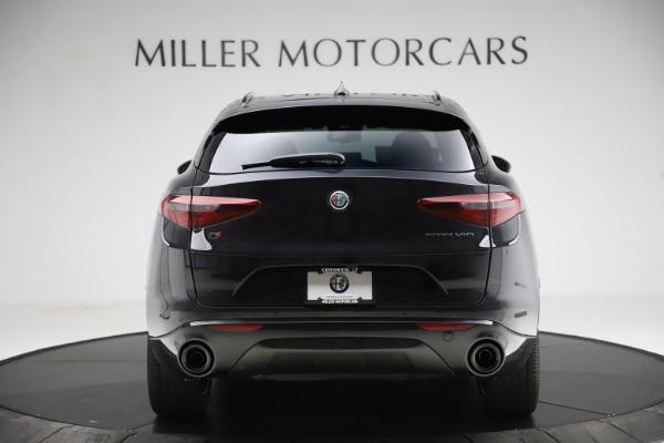 New 2020 Alfa Romeo Stelvio Ti Sport Q4 for sale $51,795 at Maserati of Westport in Westport CT 06880 6