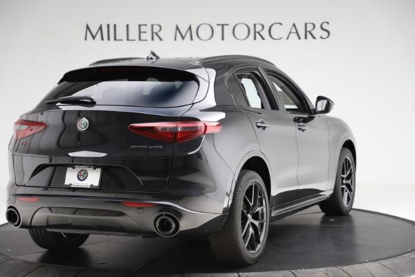 New 2020 Alfa Romeo Stelvio Ti Sport Q4 for sale $51,795 at Maserati of Westport in Westport CT 06880 7