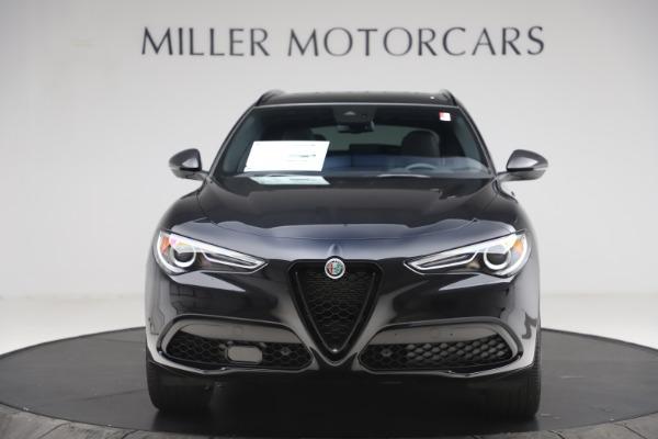 New 2020 Alfa Romeo Stelvio Ti Sport Q4 for sale $49,945 at Maserati of Westport in Westport CT 06880 12
