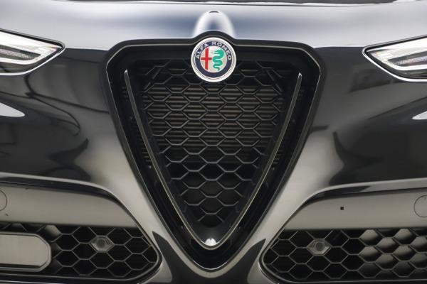 New 2020 Alfa Romeo Stelvio Ti Sport Q4 for sale $49,945 at Maserati of Westport in Westport CT 06880 13