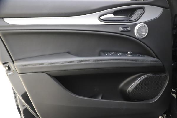 New 2020 Alfa Romeo Stelvio Ti Sport Q4 for sale $49,945 at Maserati of Westport in Westport CT 06880 17