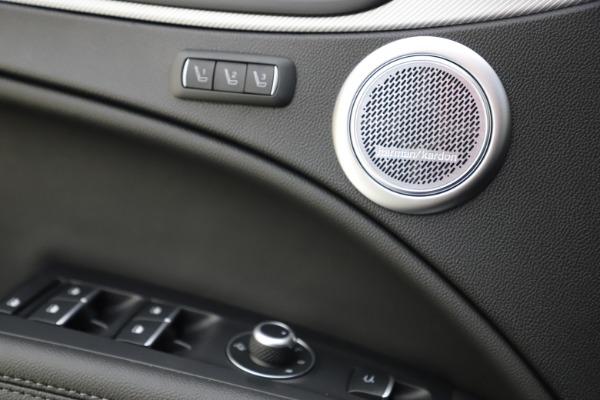 New 2020 Alfa Romeo Stelvio Ti Sport Q4 for sale $49,945 at Maserati of Westport in Westport CT 06880 18