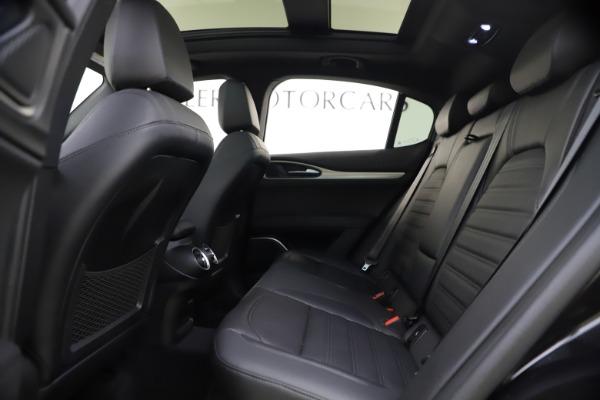 New 2020 Alfa Romeo Stelvio Ti Sport Q4 for sale $49,945 at Maserati of Westport in Westport CT 06880 20