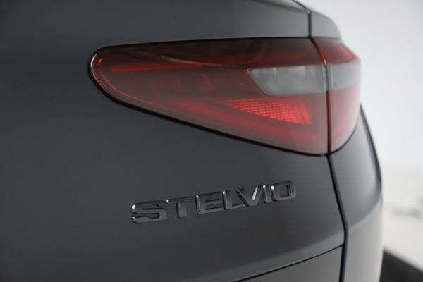 New 2020 Alfa Romeo Stelvio Ti Sport Q4 for sale $49,945 at Maserati of Westport in Westport CT 06880 22