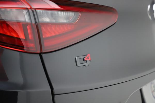 New 2020 Alfa Romeo Stelvio Ti Sport Q4 for sale $49,945 at Maserati of Westport in Westport CT 06880 23