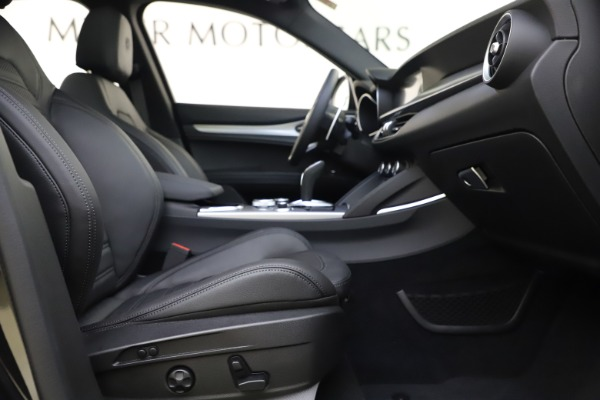 New 2020 Alfa Romeo Stelvio Ti Sport Q4 for sale $49,945 at Maserati of Westport in Westport CT 06880 26