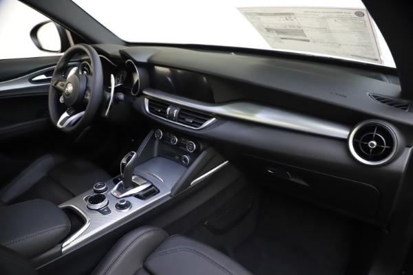 New 2020 Alfa Romeo Stelvio Ti Sport Q4 for sale $49,945 at Maserati of Westport in Westport CT 06880 27