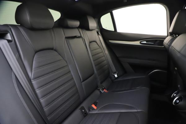 New 2020 Alfa Romeo Stelvio Ti Sport Q4 for sale $49,945 at Maserati of Westport in Westport CT 06880 28