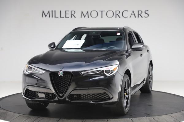 New 2020 Alfa Romeo Stelvio Ti Sport Q4 for sale $49,945 at Maserati of Westport in Westport CT 06880 1