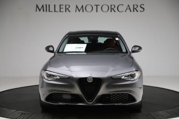 New 2021 Alfa Romeo Giulia Q4 for sale $48,035 at Maserati of Westport in Westport CT 06880 12