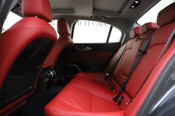 New 2021 Alfa Romeo Giulia Q4 for sale $48,035 at Maserati of Westport in Westport CT 06880 20