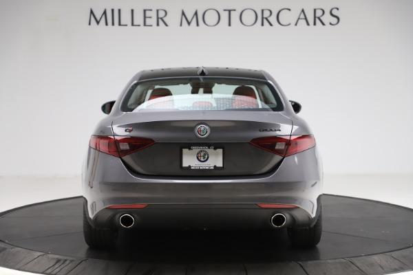 New 2021 Alfa Romeo Giulia Q4 for sale $48,035 at Maserati of Westport in Westport CT 06880 6