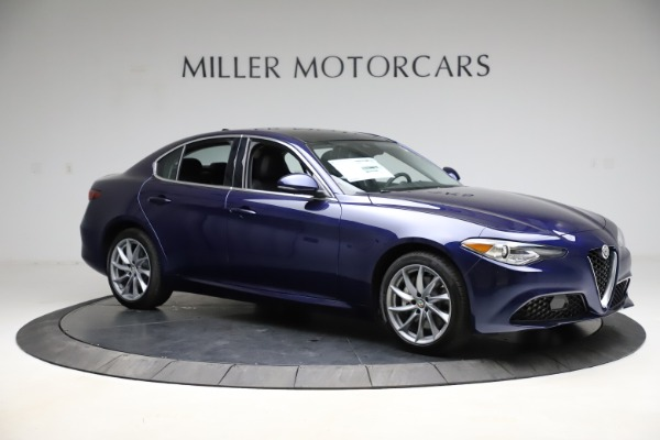 New 2021 Alfa Romeo Giulia Q4 for sale $46,800 at Maserati of Westport in Westport CT 06880 10