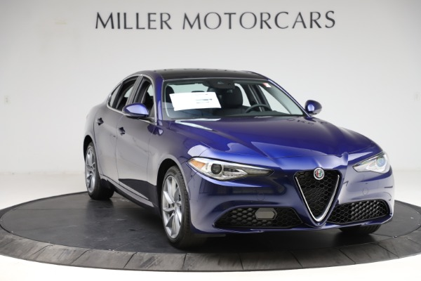 New 2021 Alfa Romeo Giulia Q4 for sale $46,800 at Maserati of Westport in Westport CT 06880 11