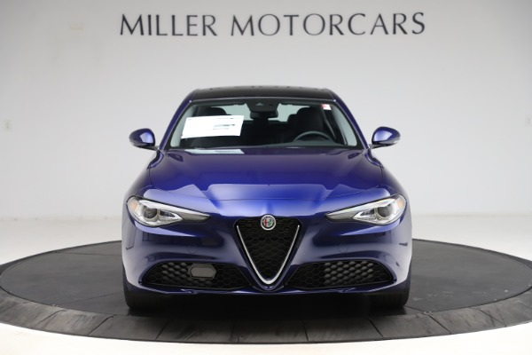 New 2021 Alfa Romeo Giulia Q4 for sale $46,800 at Maserati of Westport in Westport CT 06880 12
