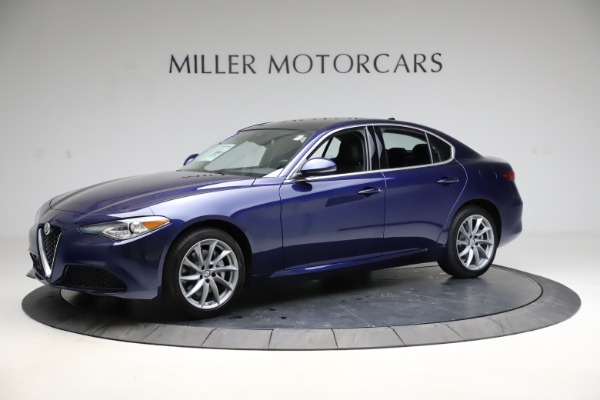 New 2021 Alfa Romeo Giulia Q4 for sale $46,800 at Maserati of Westport in Westport CT 06880 2