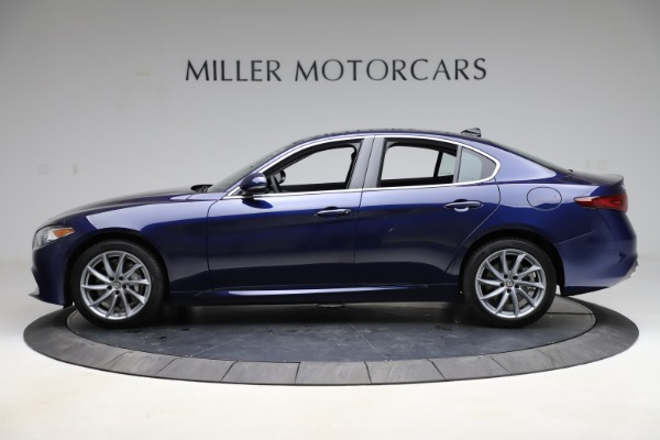 New 2021 Alfa Romeo Giulia Q4 for sale $46,800 at Maserati of Westport in Westport CT 06880 3