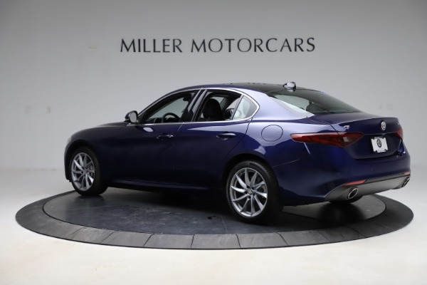 New 2021 Alfa Romeo Giulia Q4 for sale $46,800 at Maserati of Westport in Westport CT 06880 4