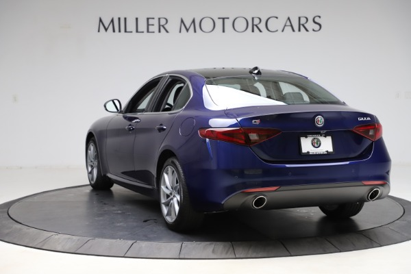 New 2021 Alfa Romeo Giulia Q4 for sale $46,800 at Maserati of Westport in Westport CT 06880 5