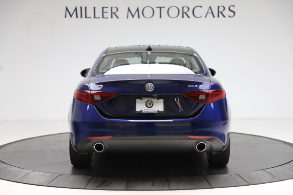 New 2021 Alfa Romeo Giulia Q4 for sale $46,800 at Maserati of Westport in Westport CT 06880 6