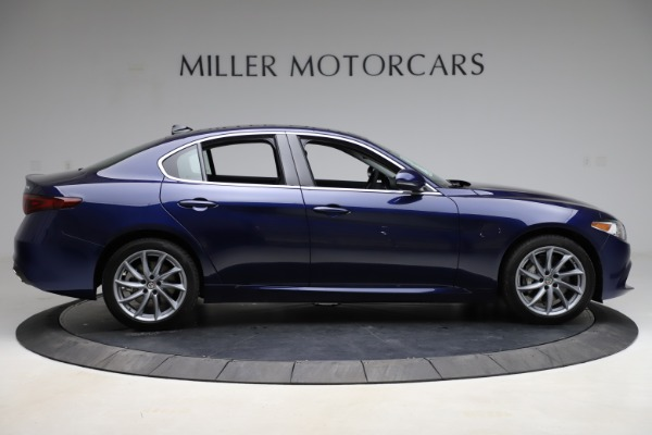 New 2021 Alfa Romeo Giulia Q4 for sale $46,800 at Maserati of Westport in Westport CT 06880 9