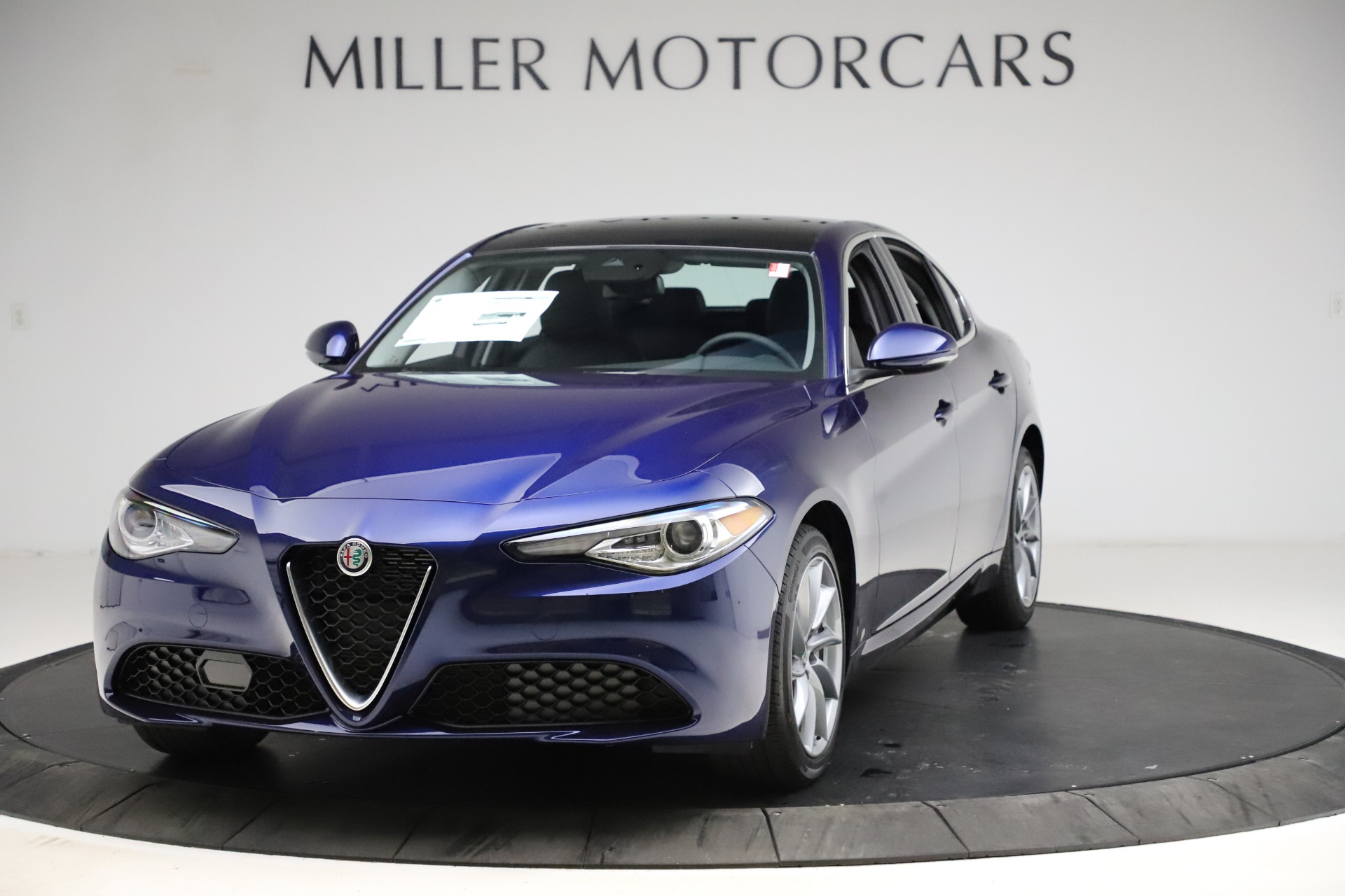 New 2021 Alfa Romeo Giulia Q4 for sale $46,800 at Maserati of Westport in Westport CT 06880 1