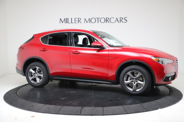 New 2021 Alfa Romeo Stelvio Q4 for sale $47,735 at Maserati of Westport in Westport CT 06880 10