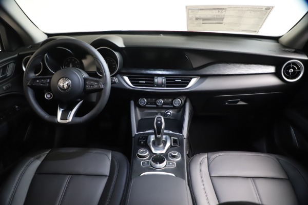 New 2021 Alfa Romeo Stelvio Q4 for sale $47,735 at Maserati of Westport in Westport CT 06880 16