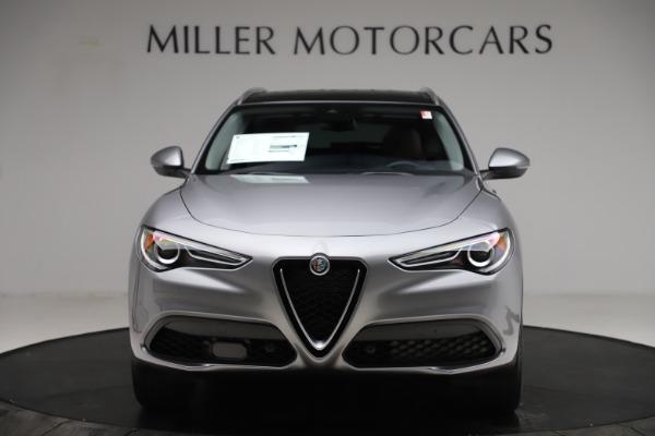 New 2021 Alfa Romeo Stelvio Q4 for sale $48,835 at Maserati of Westport in Westport CT 06880 12